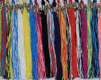 """Graduation Tassel 9"""" various colors for Cap & Gown Souvenir High School College"""