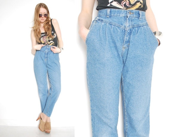 mom jeans lee jeans 90s jeans high waisted by. Black Bedroom Furniture Sets. Home Design Ideas