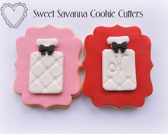 Perfume Bottle Cookie Cutter No.7