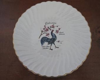 Delaware plate