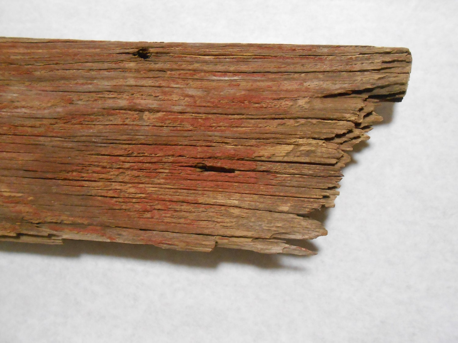 Rustic reclaimed weathered barnwood blank plank board lumber for Recycled wood board