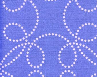 Ooh La La Pirouette Michael Miller Cotton Fabric DC5202 Blue, By the Yard