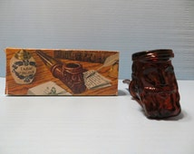 Old Avon bottle Collectors Pipe & box 1973-74