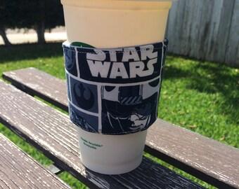 Star Wars-inspired Reusable Coffee Sleeve