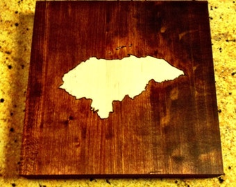 Country wood art