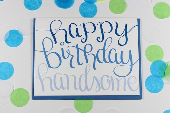 birthday card husband birthday card boyfriend birthday card