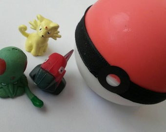 Pokemon Soap w/ Toy Inside ~ Argan Oil