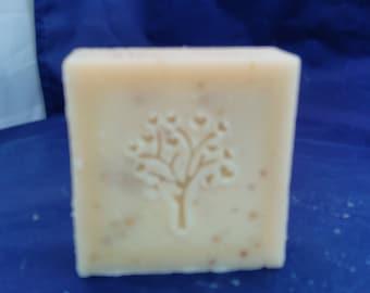 Natural Lemongrass Soap