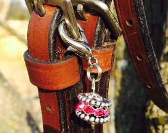 Bling in the Ring Bridle Charm or Braid Charm