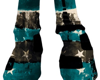Nike Elite Socks_Stars and Stripes _Choose from one or our designs or submit your own image for a totally custom design