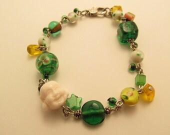 3815 - Yoga Bouddha Bracelet