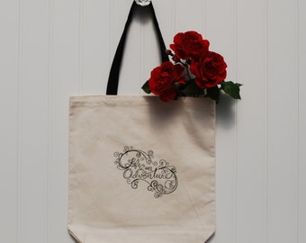 Life is an Adventure! Cotton Tote Bag