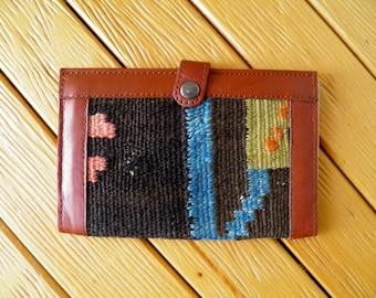 Vintage Kilim Wallet