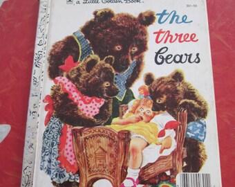 A Little Golden Book, The Three Bears