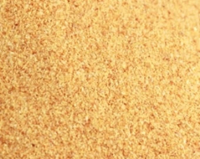 Garlic Granules from Gilroy, California - Certified Organic
