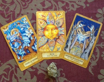 One Question Tarot Reading