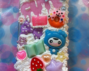 Kawaii iphone 4 cover