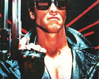 The Terminator 1995 movie poster 23 x 35