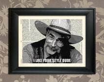 Unique The Big Lebowski Related Items Etsy