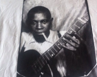 Robert Johnson blues shirt