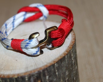 Cord Knot Bracelets--various colors