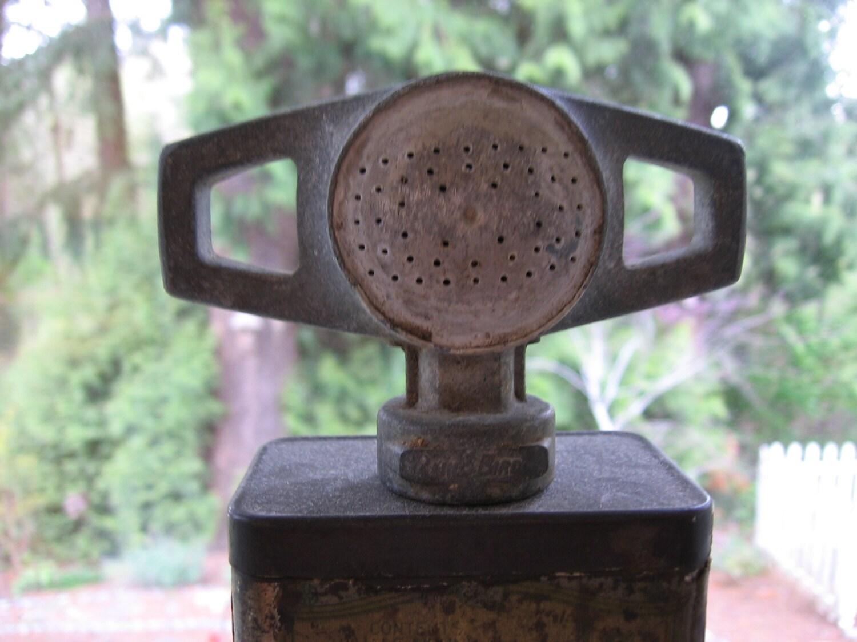 Vintage Rain Bird Metal Garden Hose Sprinkler Pat No