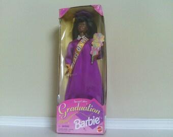 Graduation Barbie, Special Edition, Mattel.