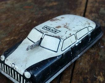 Argo toy Police car