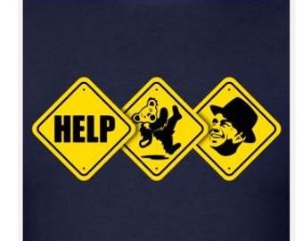 Grateful Dead Help>Slip>Frank Lot Shirt   Men's