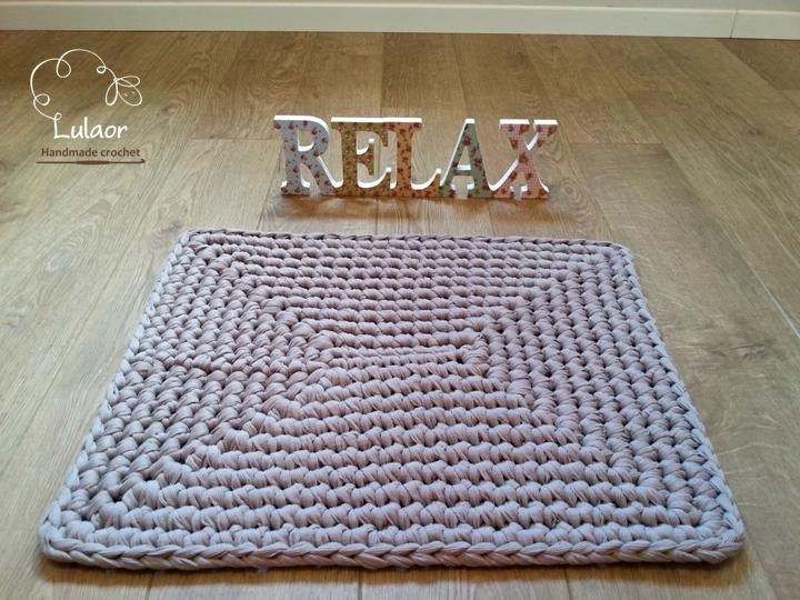 sale crochet rug t shirt yarn rug floor mat t shirt yarn