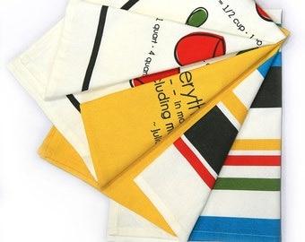 iCook Tea Towel set