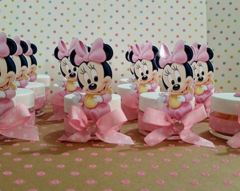 Great Baby Minnie Mouse Baby Shower Party Favors, Baby Shower Favors