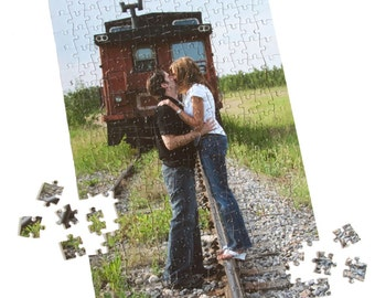 Custom Personalized Photo / Picture Jigsaw Puzzle (252 Pieces)