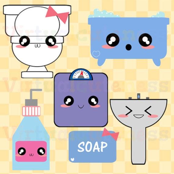 Cute restroom clip art bathroom clipart toilet daily planner - Cute Restroom Related Keywords Amp Suggestions Cute