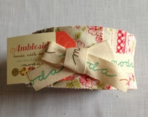 Ambleside Jelly Roll Designed by Brenda Riddle of Acorn Quilt Gift Company  for Moda