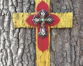 Beautiful Stacked Cross