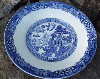 Vintage Collectible Ceramic Plate - Royal Cuthbertson