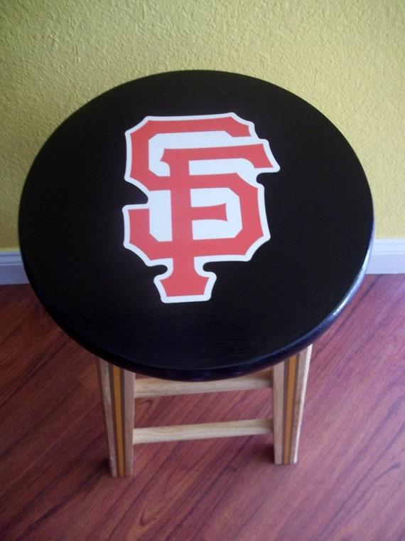 Items Similar To San Francisco Giants Bar Stool Sports