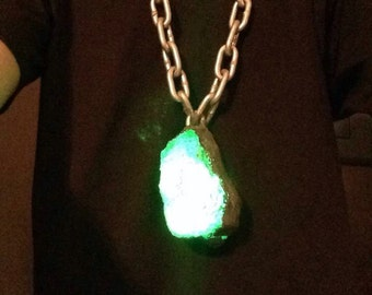 kryptonite rock chain