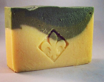 City Park - Handcrafted soap made with olive oil from South Compton Soap Company