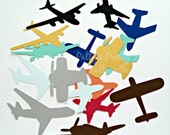 Airplane Die Cuts