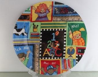 Classroom Decorative Plate