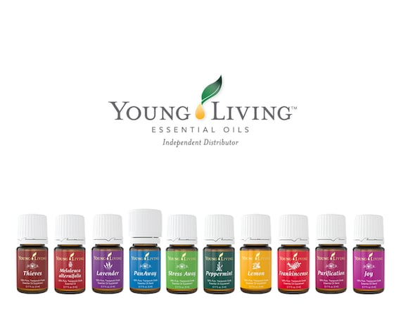 Young Living Logo Young Living Essential Oils w