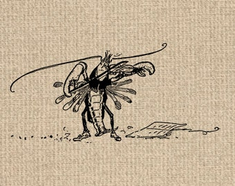 Printable Shrimp Images Violin Images Shrimp Graphics Shrimp Clipart Violin Clipart Violin Graphics 300dpi HQ