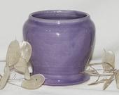 Lavendar Vase