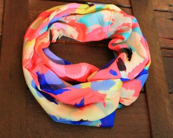 Infinity Scarf, Summer