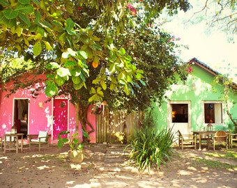 "Brazil Photography, ""Trancoso"" from Bahia Travel Photography Series, for Wall Decor"
