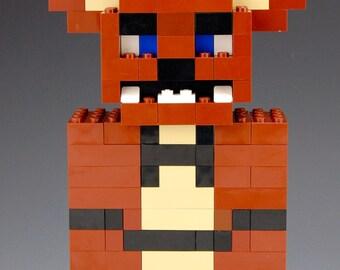 Lego Five Nights at Freddy's Freddy Fazbear