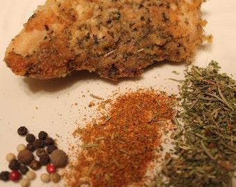 Organic Herb Seasonings