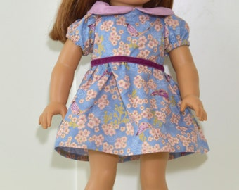 18-Inch American Girl Doll Clothes -- Party Dress